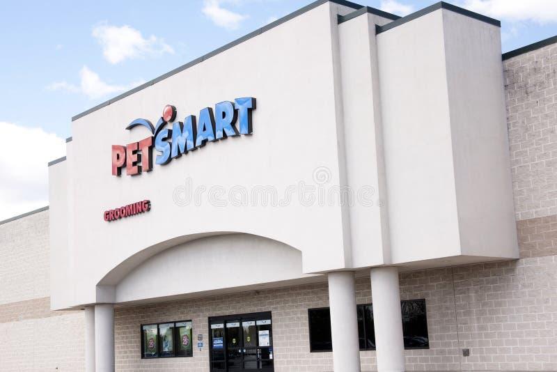 PetSmart photographie stock