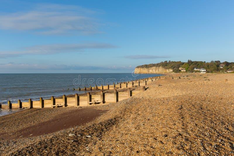 Pett dichtbij Fairlight-Hout, Engeland het UK van Hastings East Sussex royalty-vrije stock foto