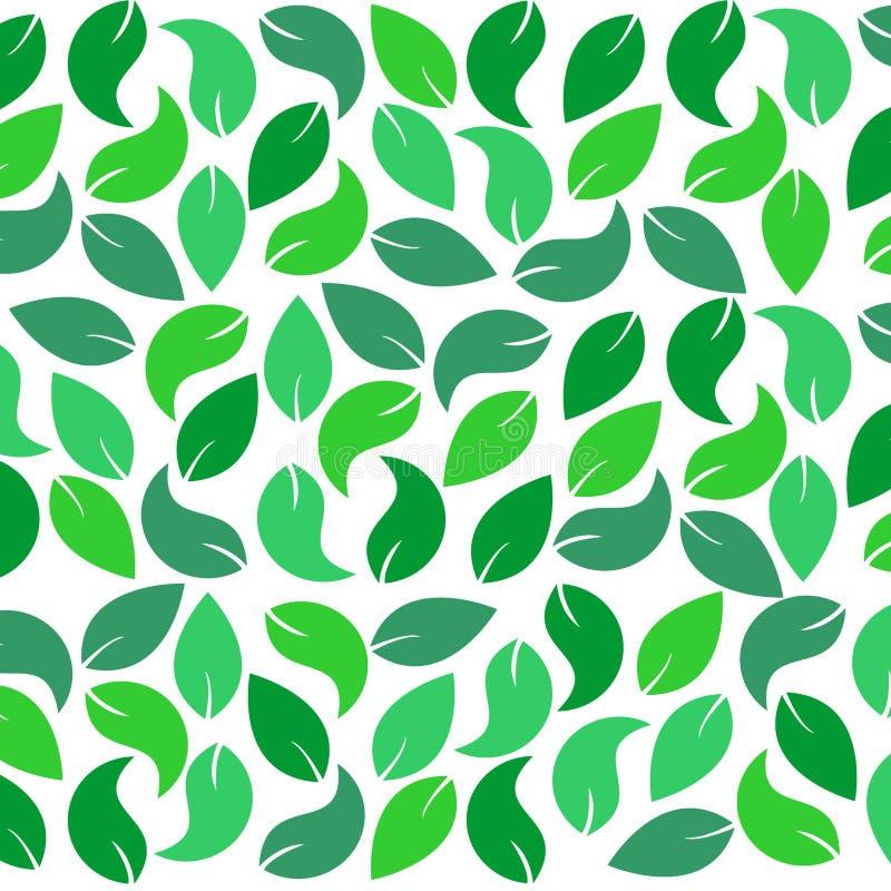 Pettern liście zdjęcie stock