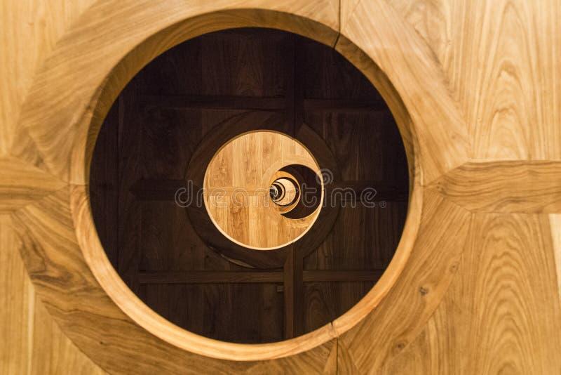 Petto 2008 della luna da Ai Weiwei: Secondo cui? mostra fotografia stock