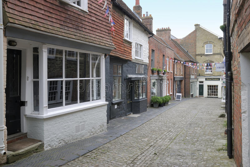 Petworth. West- Sussex. Engeland royalty-vrije stock fotografie
