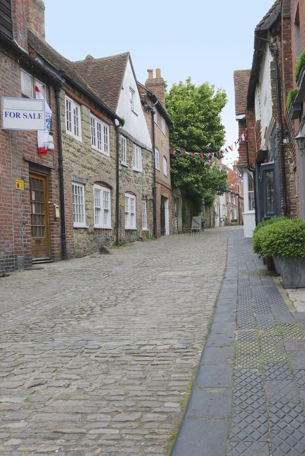 Petworth. West- Sussex. Engeland stock fotografie