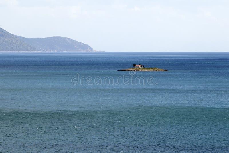 Peu d'île photos libres de droits