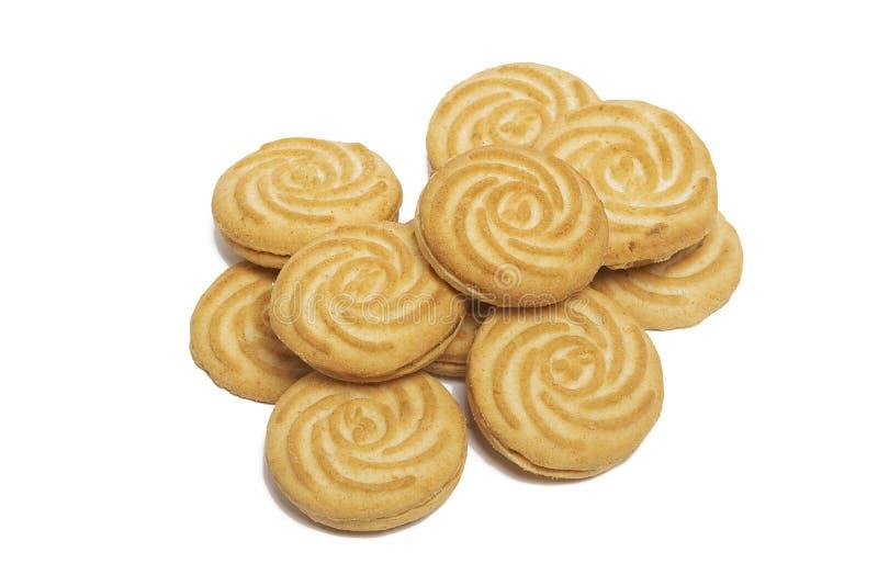Peu de biscuit images libres de droits