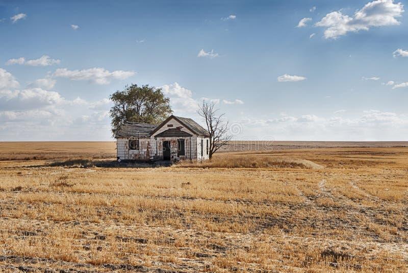 Peu de Chambre sur la prairie photos stock