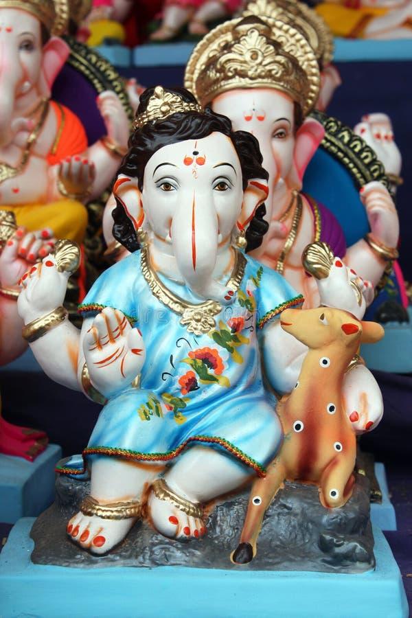 Peu de Ganesha image libre de droits
