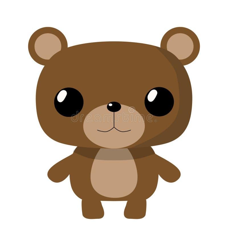 Peu ours mignon photos libres de droits