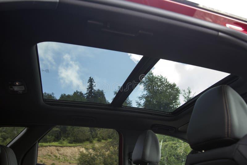 Peugeot 3008 imagens de stock