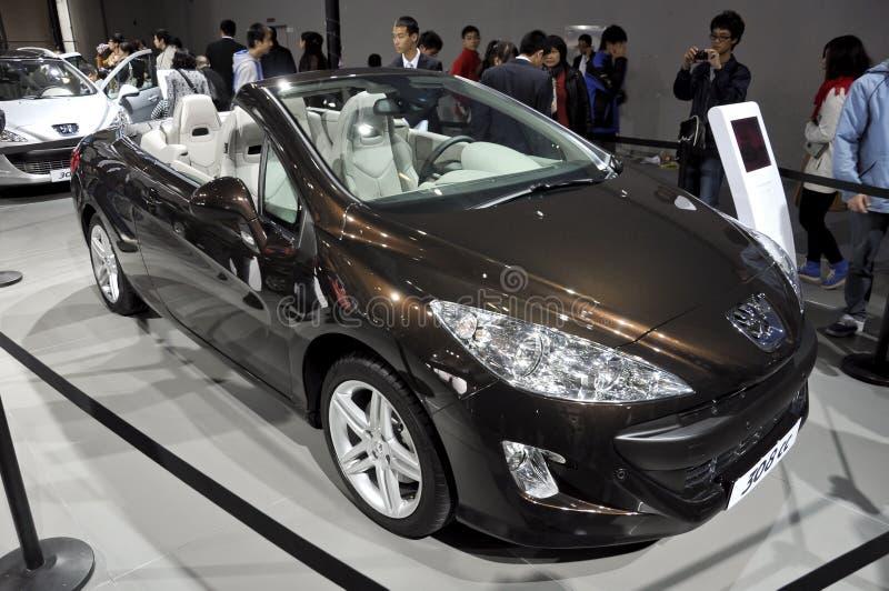 Download Peugeot 308cc editorial stock image. Image of international - 17747989