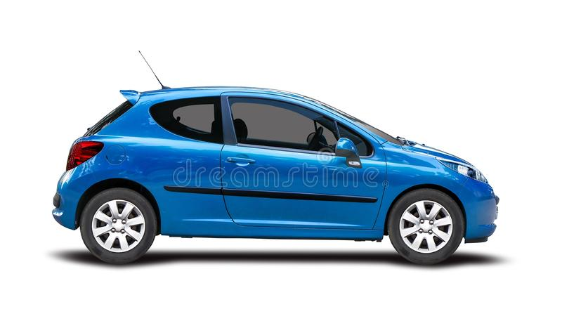 Peugeot 207 immagine stock