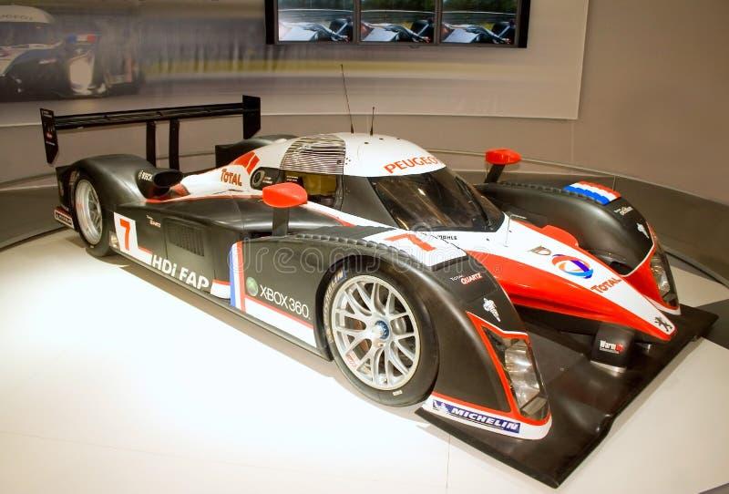 Peugeot stock foto's