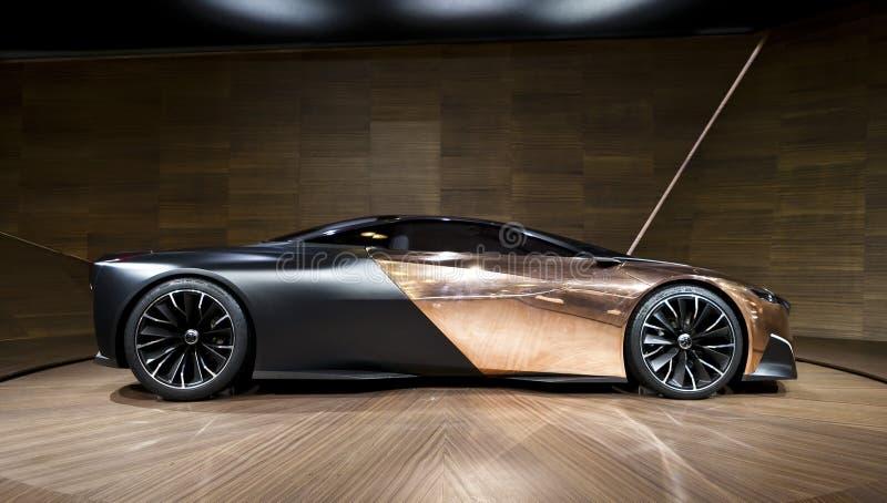Peugeot Onyks zdjęcia stock