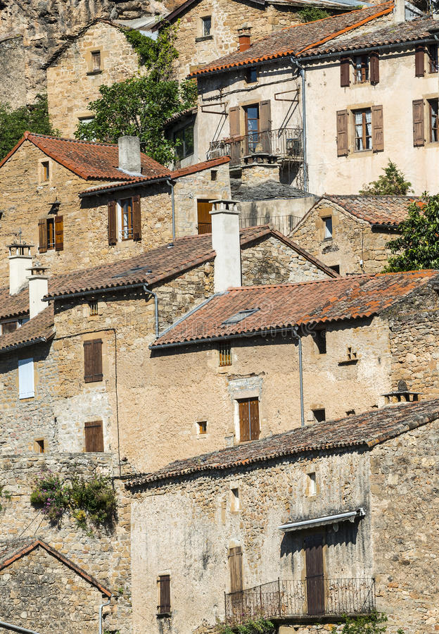 Peyre, old village near Millau
