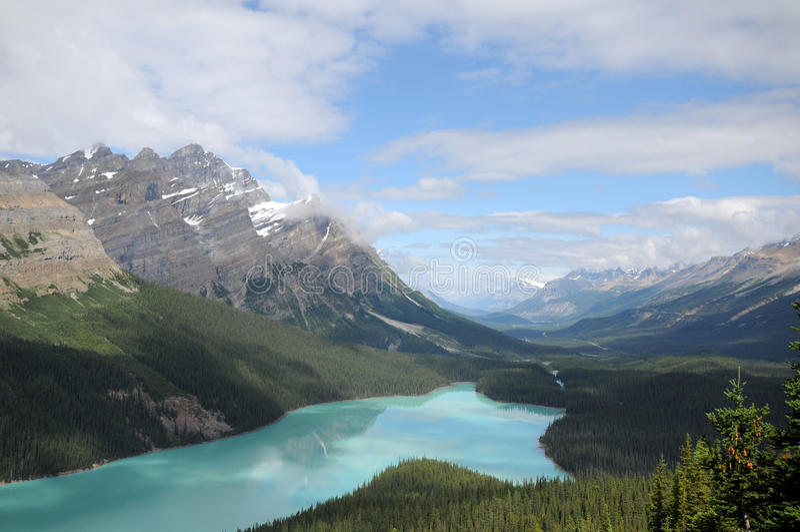 Download Peyto Lake Canadian Rockies Stock Images - Image: 26833984