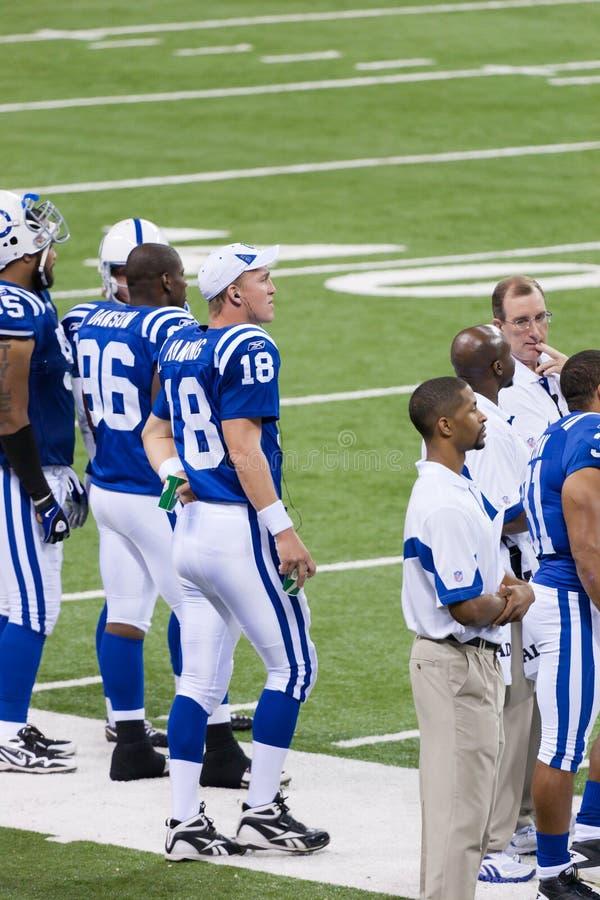 Peyton Manning Editorial Stock Photo
