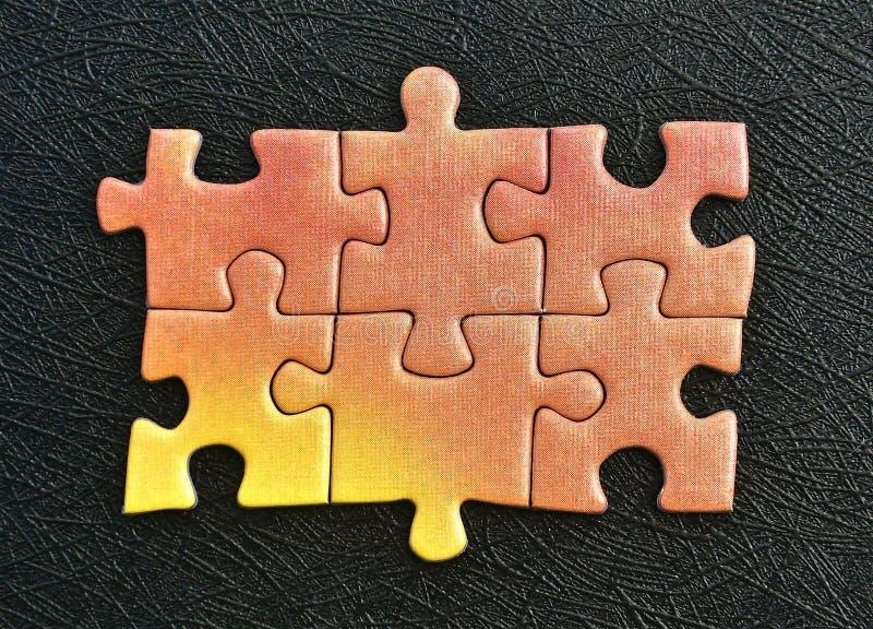 Sei Pezzi Del Puzzle Foto Stock - Download 6 Royalty Free ...