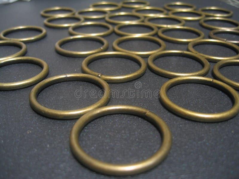 Pezzi semplici di ferro immagine stock