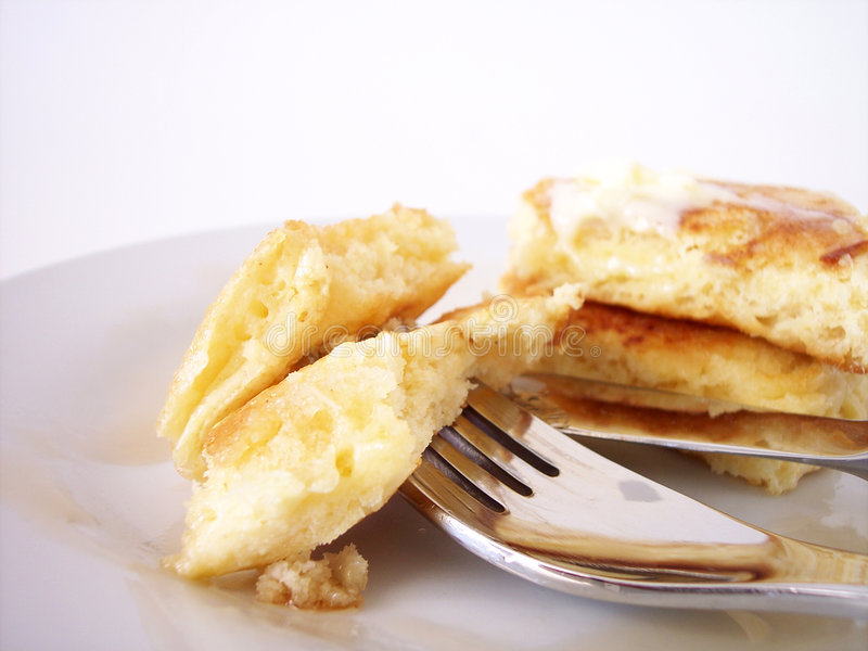 Pfannkuchen 3 stockfoto