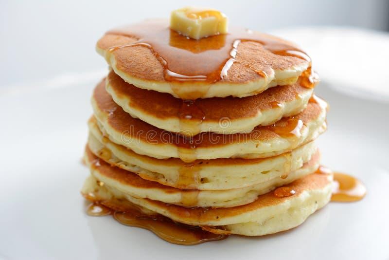 Pfannkuchen lizenzfreie stockfotos