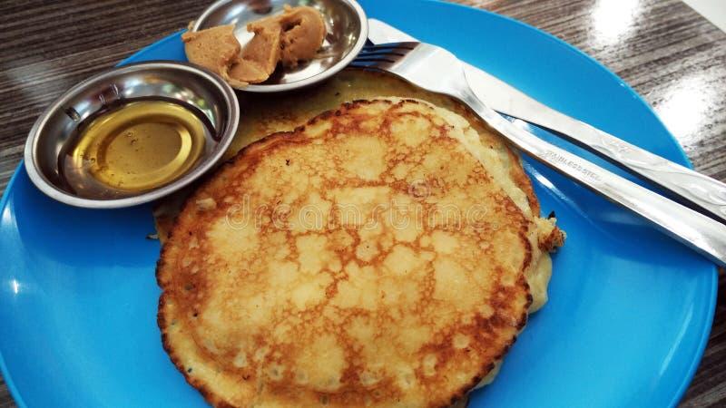 Pfannkuchen in Asien stockfotos