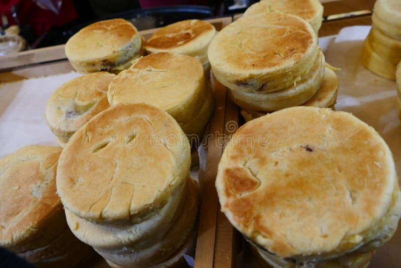 Pfannkuchen des traditionellen Chinesen lizenzfreie stockfotos