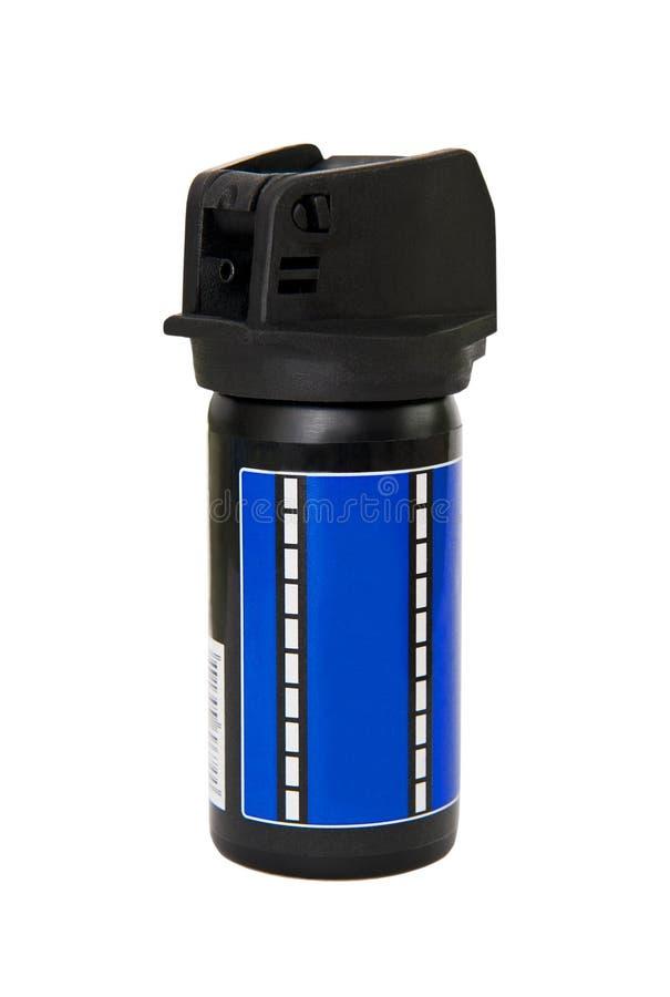 Pfeffergasspray stockfoto