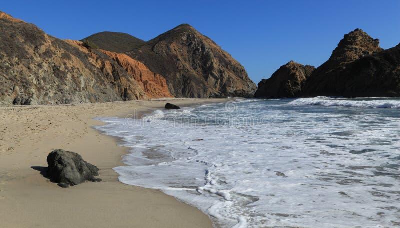 Pfeiffer Beach stock photo