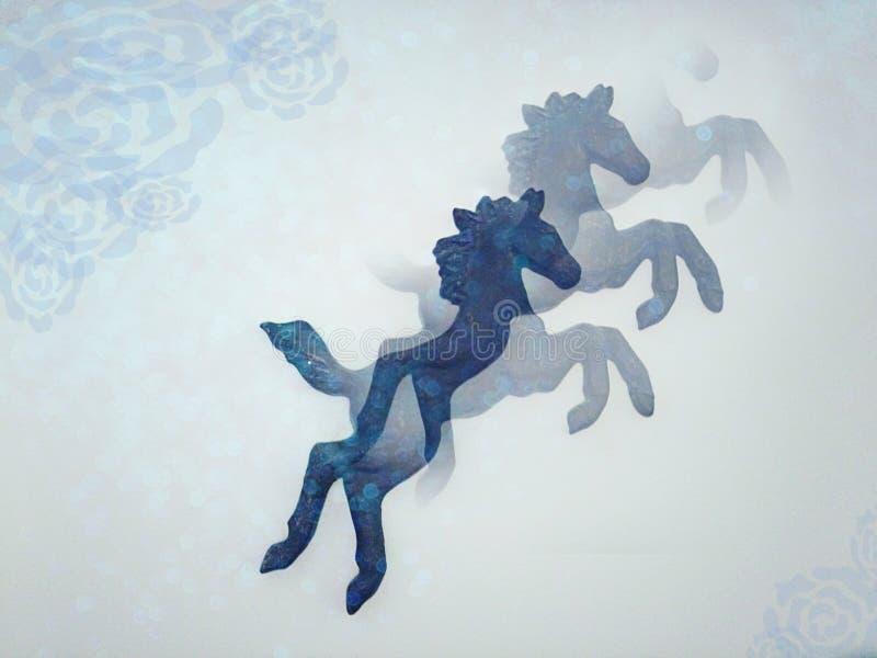 Pferd des Meeres stockfotografie