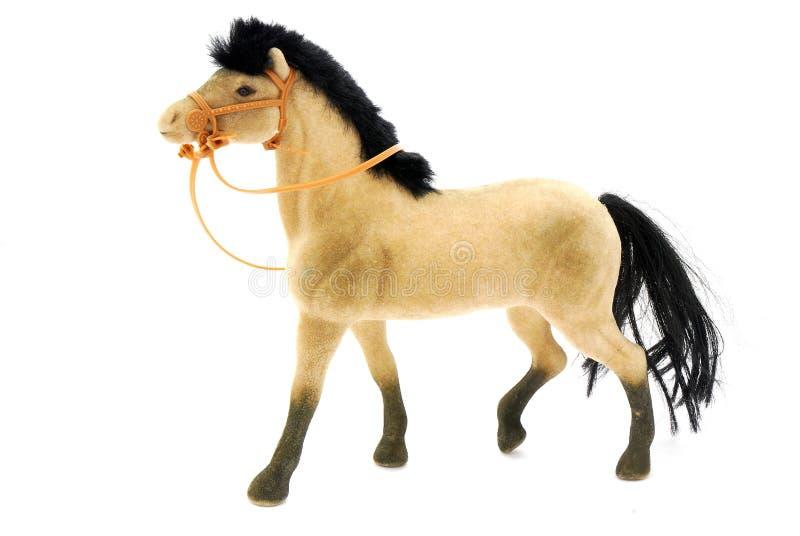 Pferdenspielzeug stockfotos