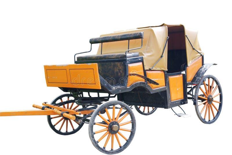 Pferdenwagen stockbild