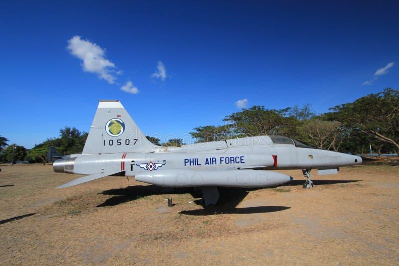 Pfil siły powietrzne fotografia stock