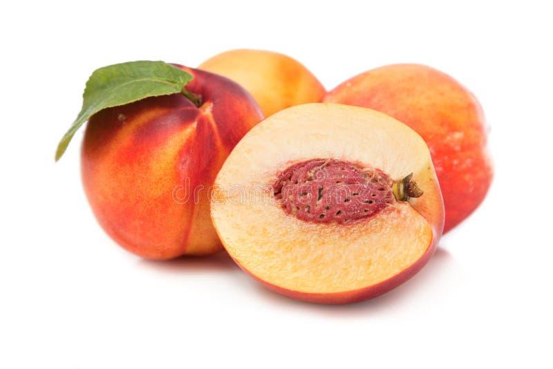 Pfirsichfrucht lizenzfreie stockfotografie