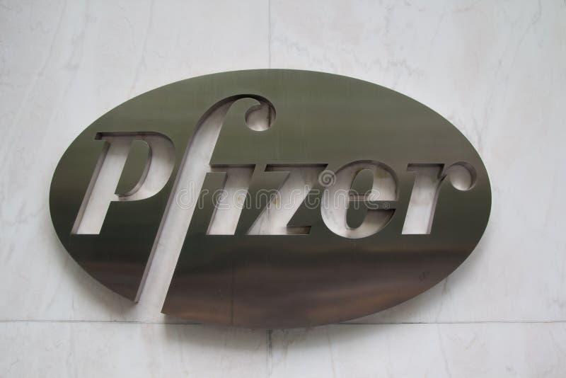 pfizer стоковые фото