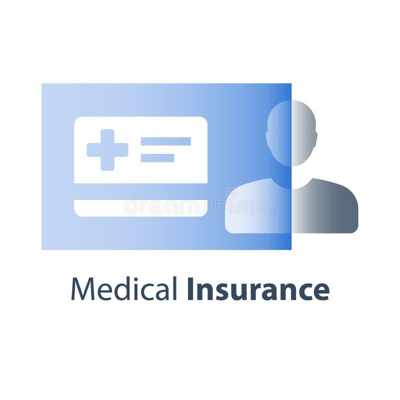 Pflegeheimanwesenheit, freiwillige Organisation, Nächstenliebegrundlage, medizinische Lebensversicherung, Gesundheitswesenpolitik lizenzfreie abbildung