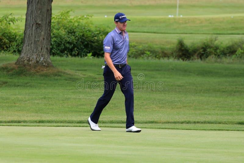 PGA golfisty Jimmy piechur obrazy royalty free