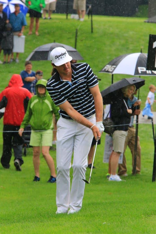 PGA Pro Keegan Брэдли стоковая фотография rf