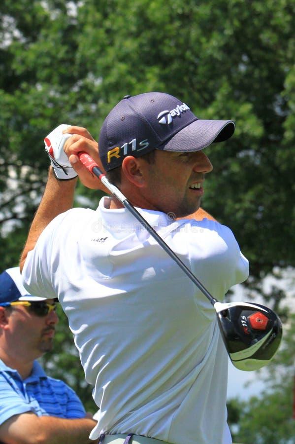 Sergio Garcia Iron Swing Sergio Garcia Golf Swing
