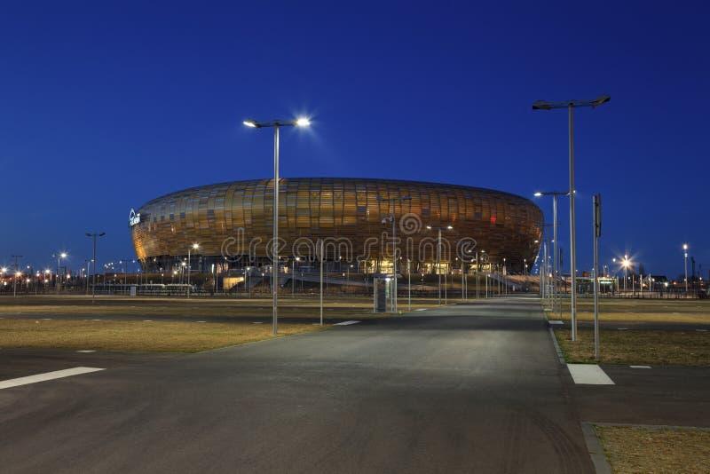 Download PGE Arena stadium editorial image. Image of national - 23991515
