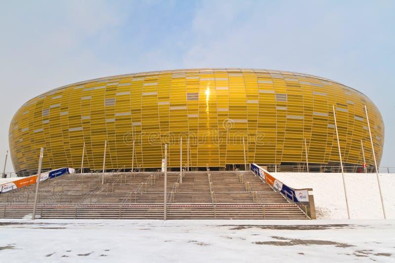 PGE Arena Stadium In Gdansk Editorial Stock Image