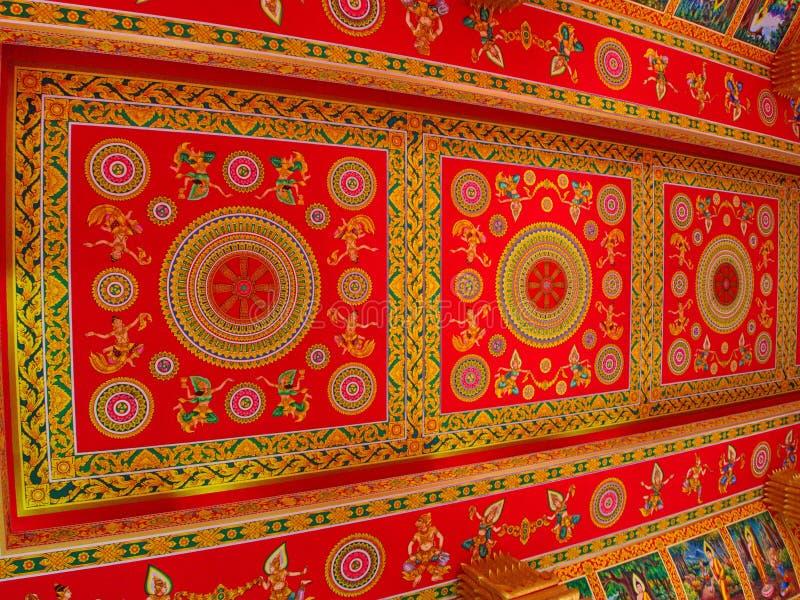 Pha Że Luang jest zakrywającym wielkim Buddyjskim stupą w cen fotografia royalty free