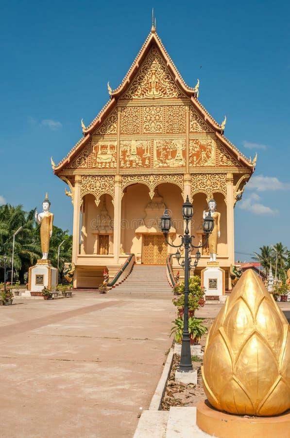 Pha ce complexe de Luang photographie stock