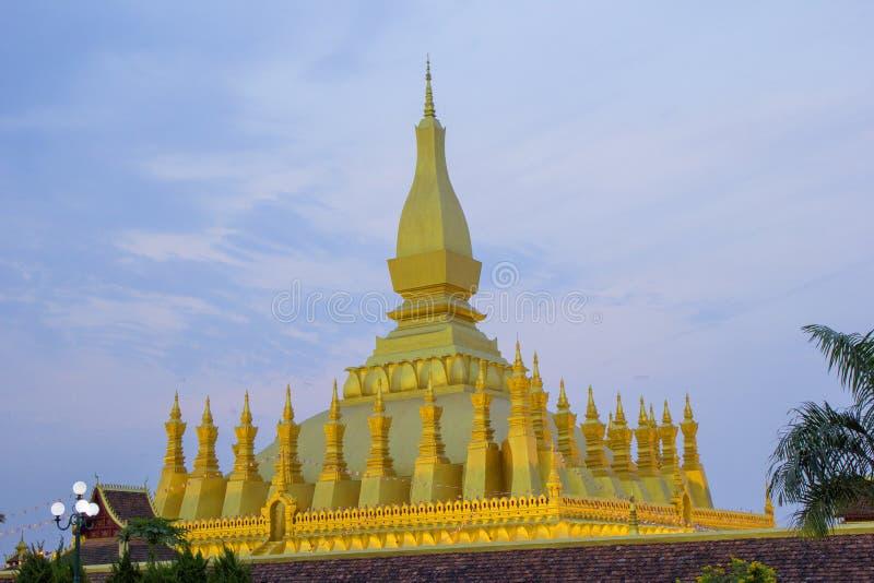 Pha che Luang immagine stock