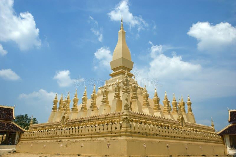 Download Pha That Luang Temple, Laos Stock Image - Image: 5264019