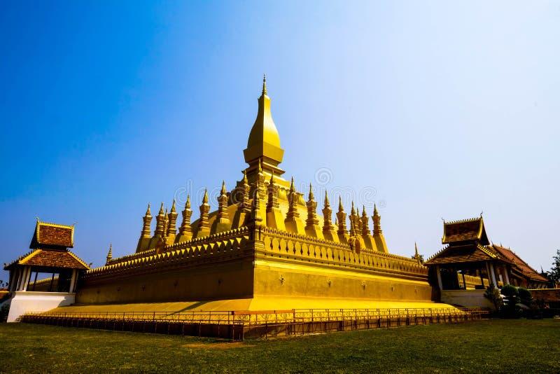 Pha qui Luang photographie stock