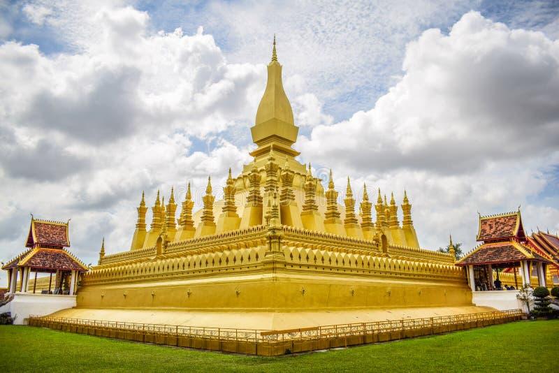 Pha qui Luang image stock