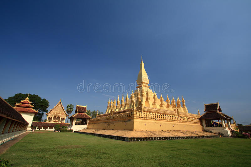 Pha qui Luang photo stock