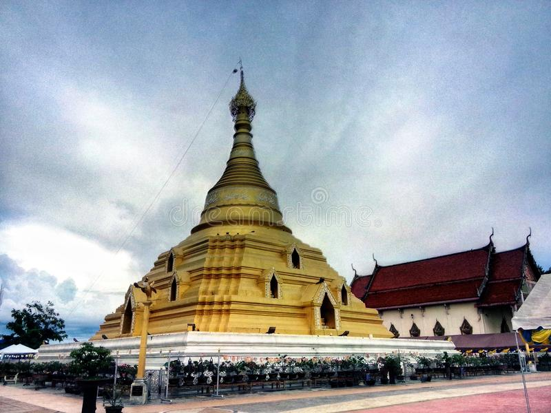 Pha-tard Tempel stockfotos