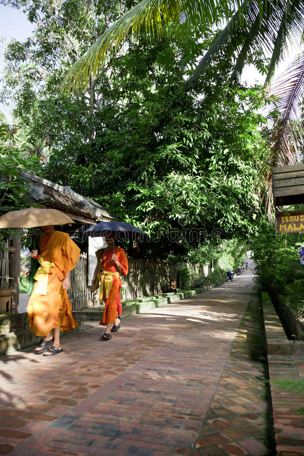 Phabang de Luang photos libres de droits