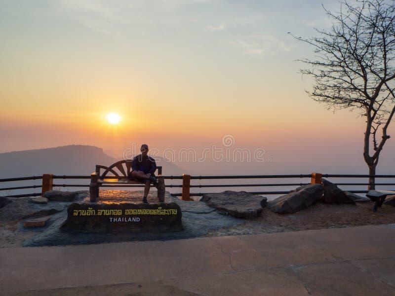 PhaMor E-Daeng in Sisaket, Tailandia fotografie stock libere da diritti