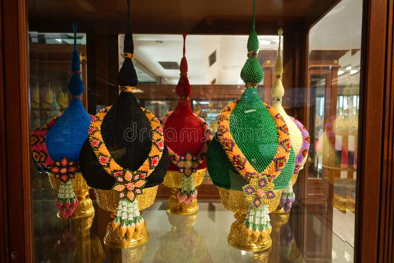 Phan Bush Phan Thailand royalty-vrije stock fotografie